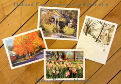 Holland Four Seasons Card Set