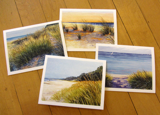 Dune Grass Note Card Set