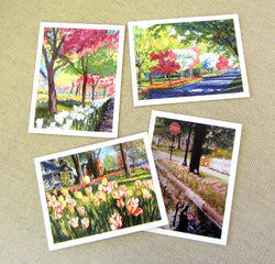 Tulip Lane Notecards