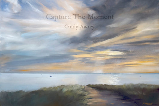 Capture The Moment Oil Painting