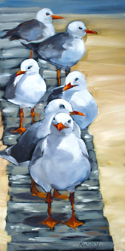 Follow The Leader Giclee