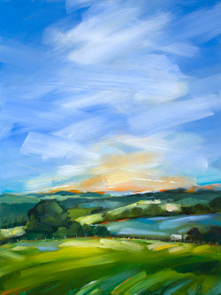 Happy Valley Giclee