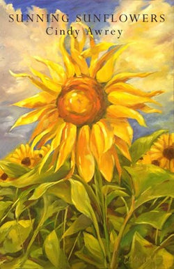 Sunning Sunflowers Oil Painting