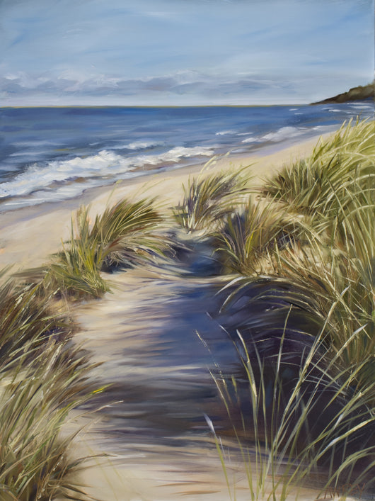 Tranquility Shore Giclee