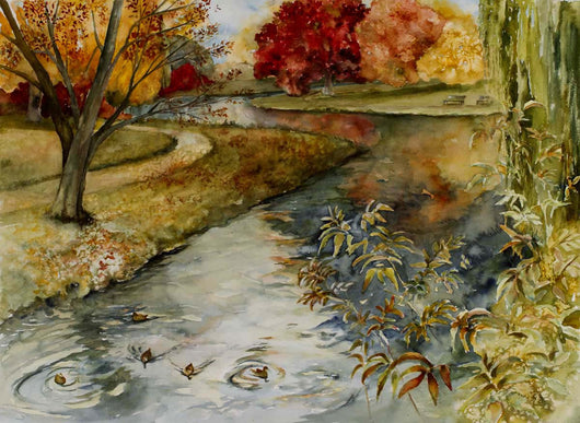 A Change Of Seasons Giclee
