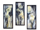 Allium Trio Mini Framed Giclee