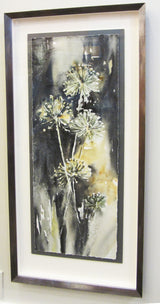Allium Quintet Framed Giclee