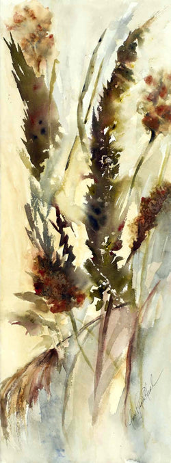 Feather Grass Giclee
