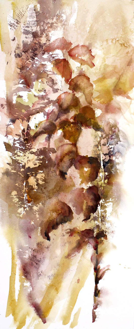 Fern Silhouettes Giclee
