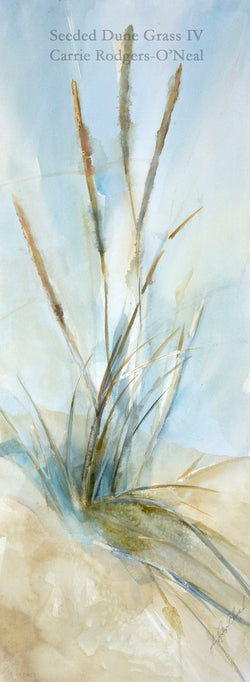 Seeded Dune Grass IV Giclee