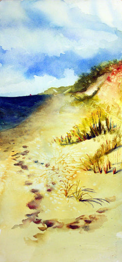 Up The Laketown Shoreline Giclee