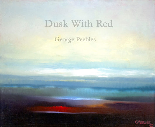 Dusk With Red Giclee