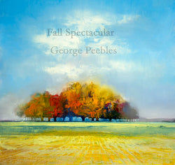 Fall Spectacular Oil Painting