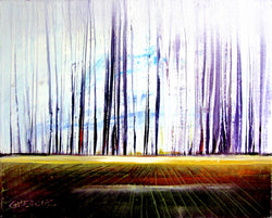 Imperial Forest Oil Painting