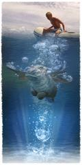 Bubble Beast Giclee