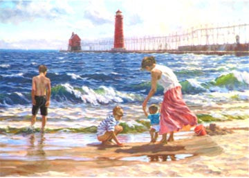 Grand Haven Giclee