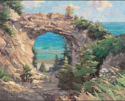 Arch Rock Giclee