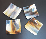 "Glass Trinket Bowls 5"" x 5"""