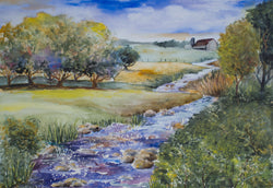 Stoney Creek Farm Giclee