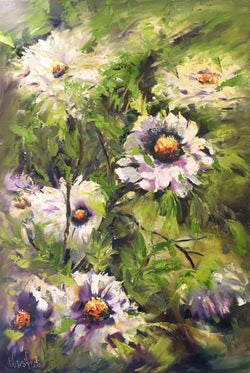 Illumination And Focus Oil Painting