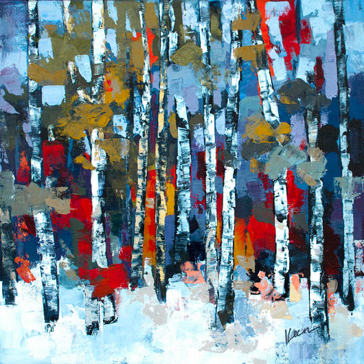 Solstice Giclee