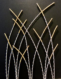 Cathedral Grass Wall Sculpture Mini