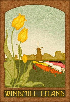Holland Tradition Giclee