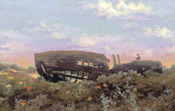 Old Boat Giclee