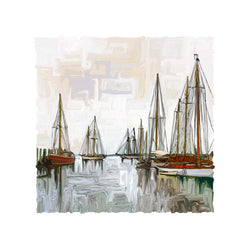 Square Sail Giclee