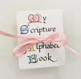 My Scripture Alphabet Book