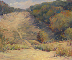 Dunes At Hoffmaster Giclee