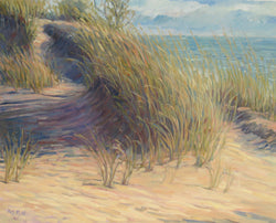 Paths To The Beach Giclee