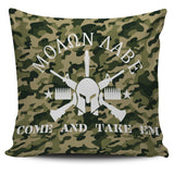 Molan Labe Pillow Cover