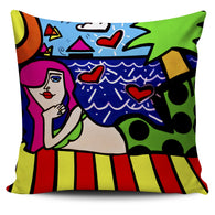 Mermaid Pillow Cover