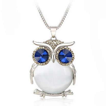 Owl Necklace GIVEAWAY
