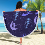Fairy Beach Blanket
