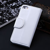 Luxury Leather Case For Apple iPhone  - GIVEAWAY