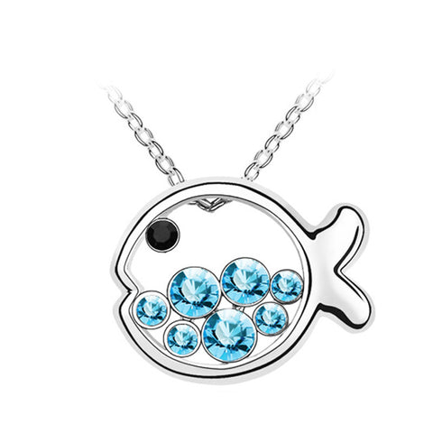 Tropical Fish Necklace GIVEAWAY