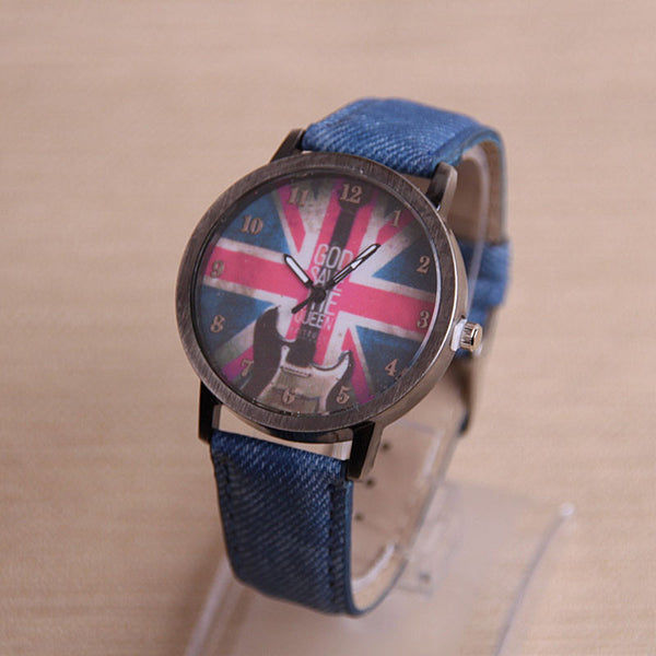 British Rock Watch
