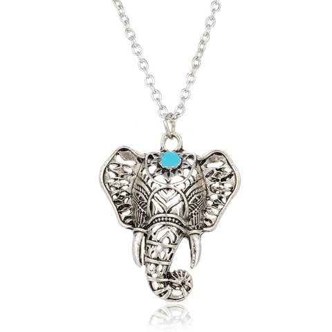 Elephant Necklace GIVEAWAY