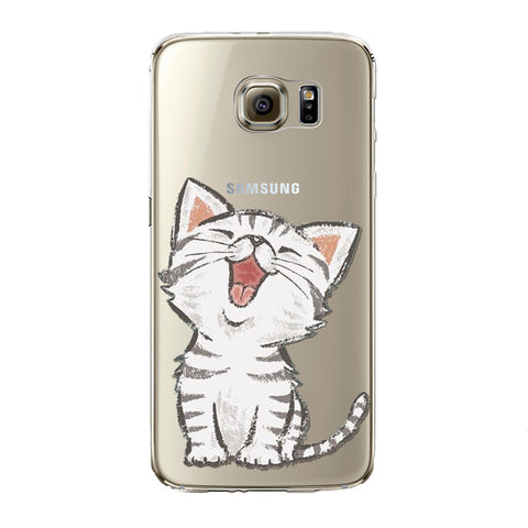 Cat Lovers Samsung Galaxy Phone Case