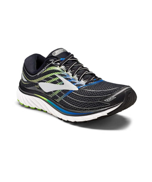Men's Glycerin 15 - Black/White/Blue/Green/Yellow 110258012