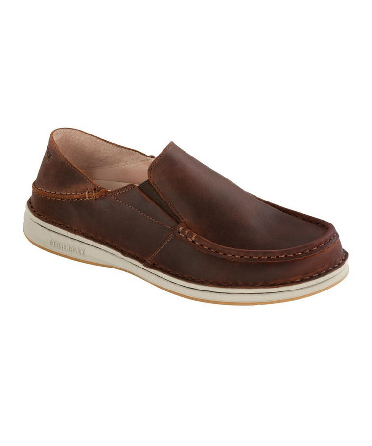 Men's Duma Leather - Dark Brown 41041