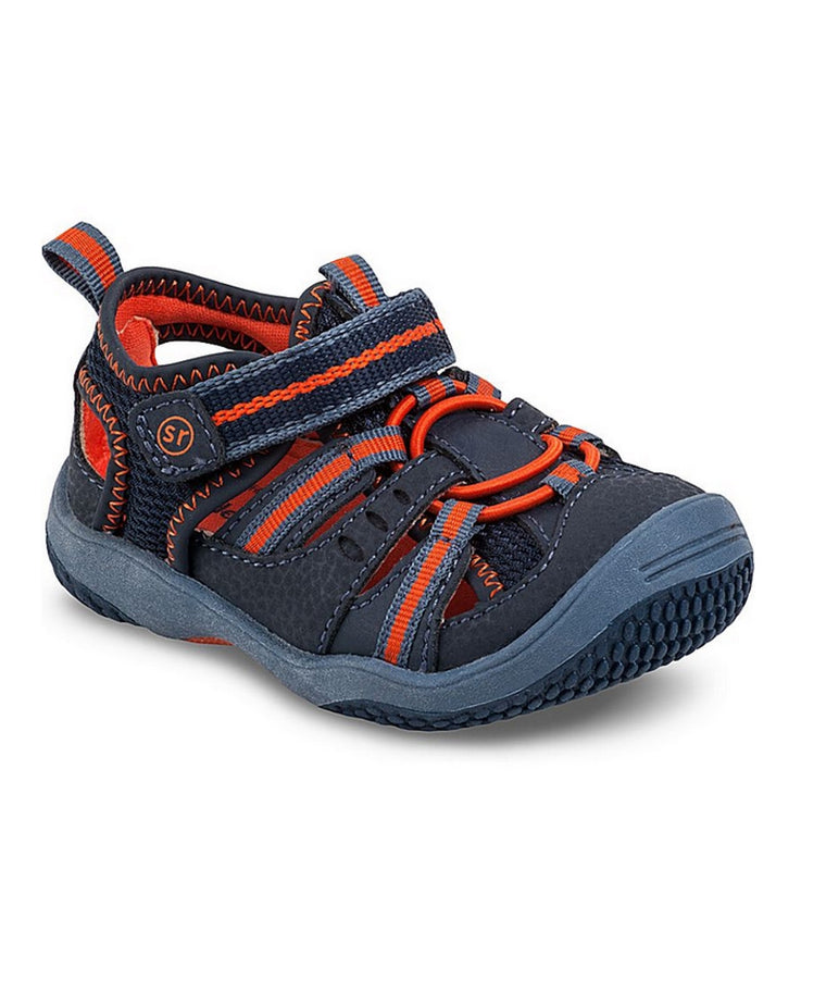 Baby Riff - Navy/Orange BB49033