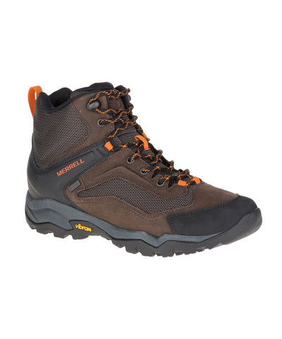Men's Everbound Vent Mid Waterproof - Slate Black 37363