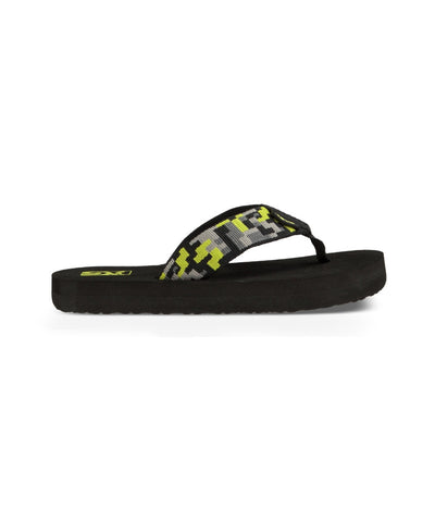Youth Mush 2 - Black/Lime/Grey 110477
