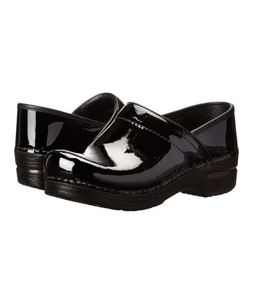 Women's Professional - Black Patent 406020202