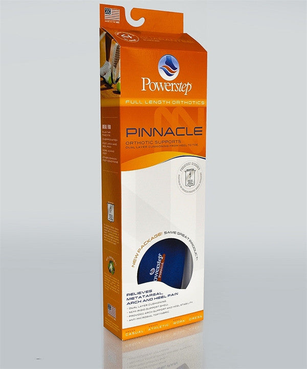 Powerstep Pinnacle - Blue