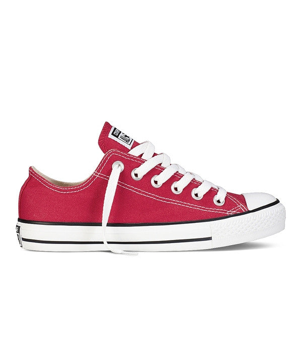 All Star Low - Red 9696