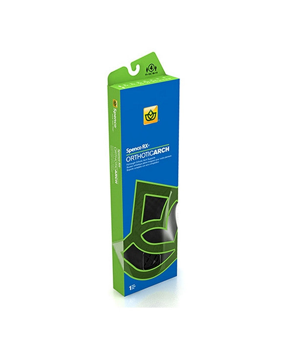 Spenco Full Length Orthotic - Green 43-042